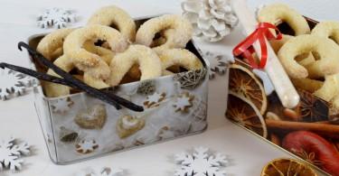 zarte Vanille und erfrischende Orangen – Vanillekipferl