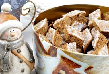 süßes Lebkuchenbrot ( Magenbrot )