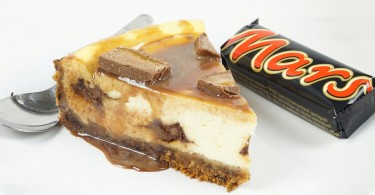 Mars Cheesecake