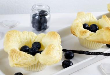 fruchtige Vanilletörtchen