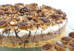 cremige Toffifee Torte backen