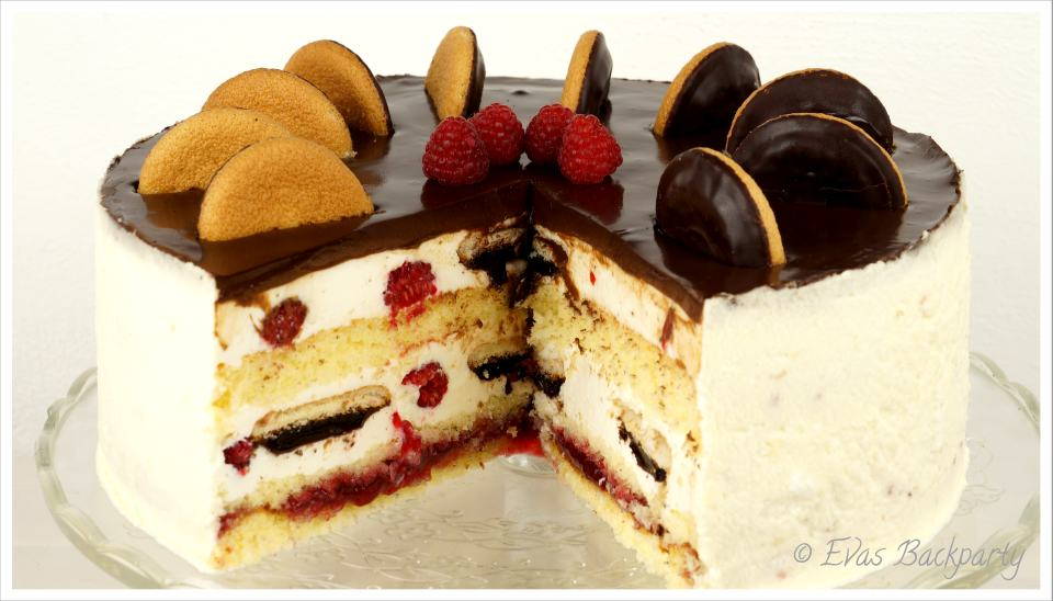 Jaffa Cake Torte Evasbackparty