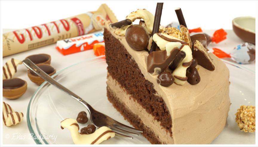 Candy Cake / Süssigkeitentorte