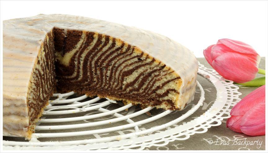 зебра рецепт классический с фото