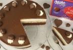 Milka-Herz-Torte, Milkatorte