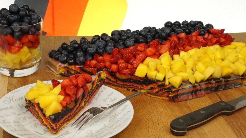 deutschland kuchen wm em kuchen – evasbackparty