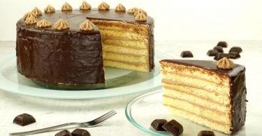 Prinz-Regenten-Torte, ein Klassiker