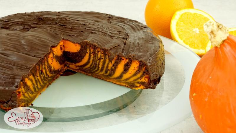 Tiger-Kuchen, ohne Farbstoff