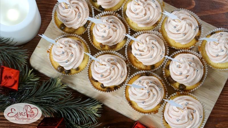 Vanille-Cupcake von Nicole